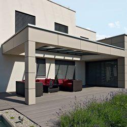 Sonnenschutz für die Terrasse & Balkon - Sonnenschutz Caris